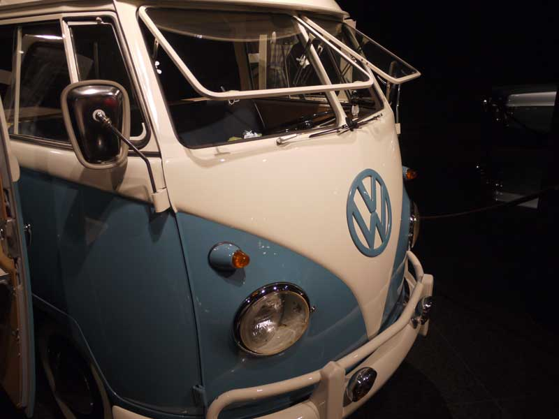 What's not to love about an old Kombi?
