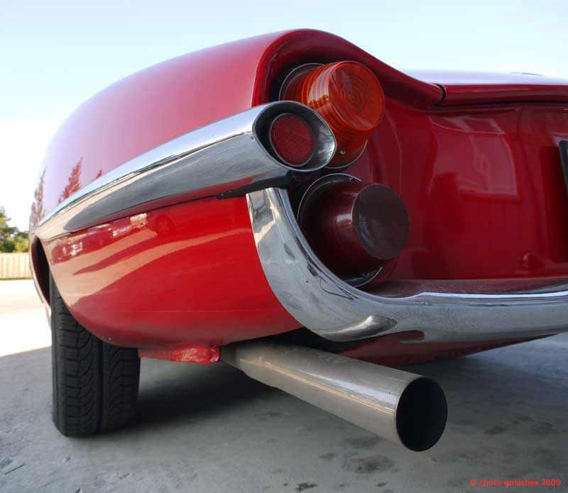 7. Alfa Romeo Giulia SS