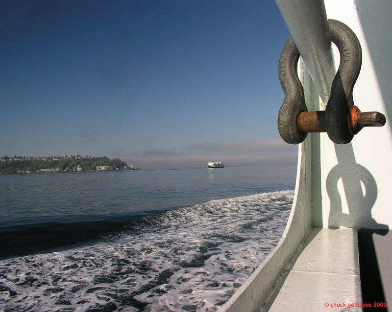 2. Ferries & Duwamish Head, Seattle.