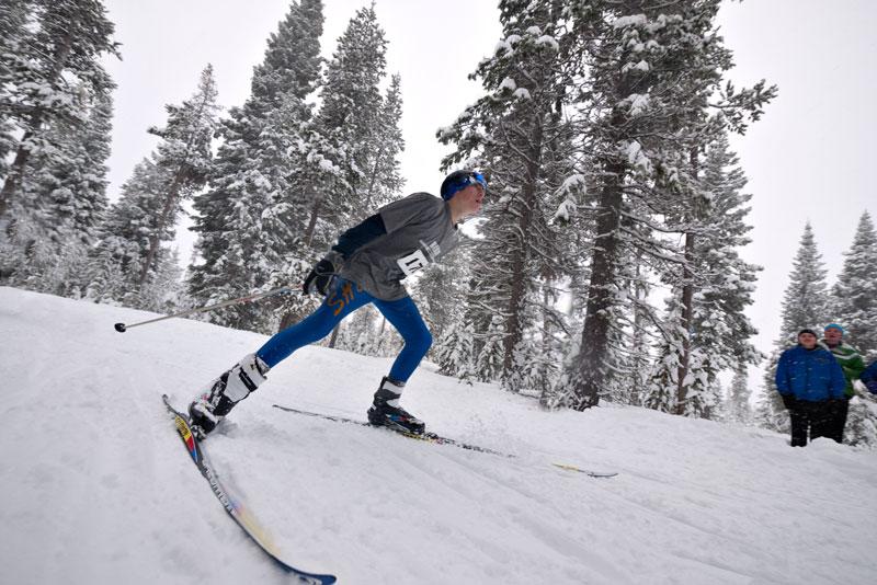 X-C Skier