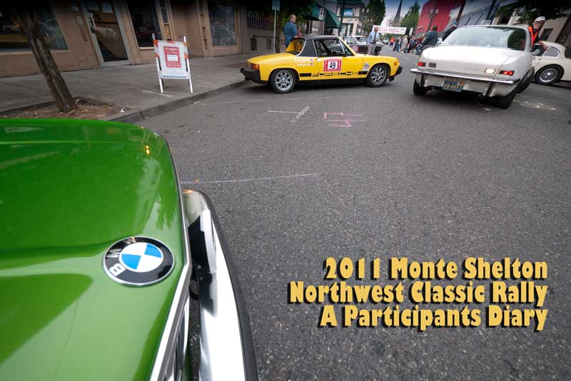 The Start of the 2011 NW Classic.