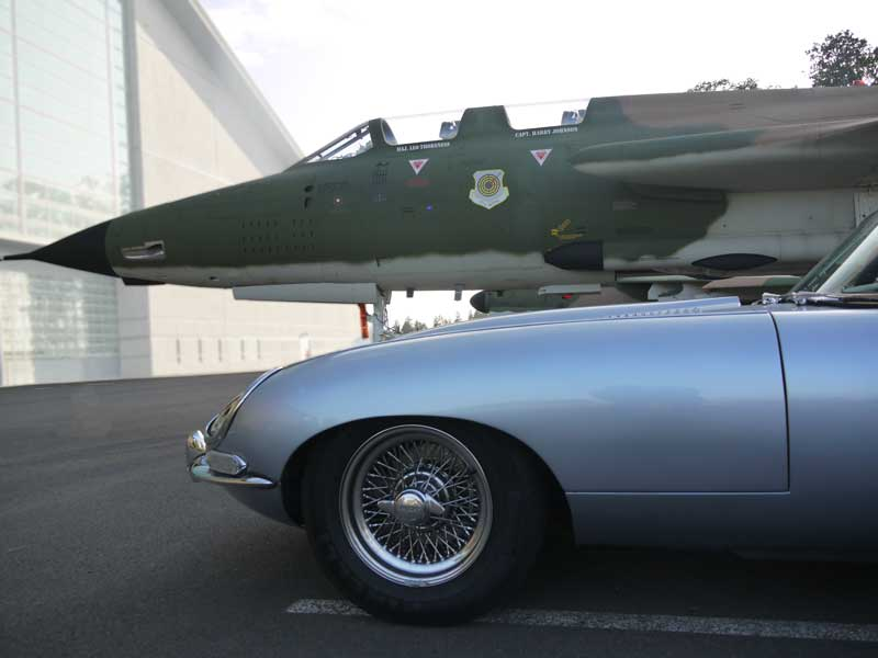 A Jet and a Jag