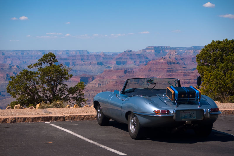 The 65E at the Grand Canyon