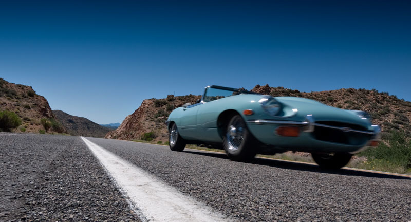 David Langley's Blue Series 2 E-type