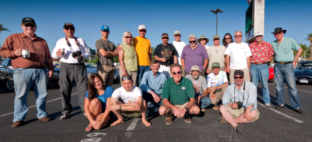 The Assembled Leakers in Laughlin, NV
