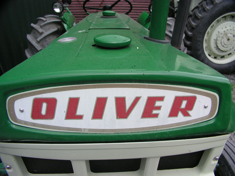 Oliver Tractor in Vermont