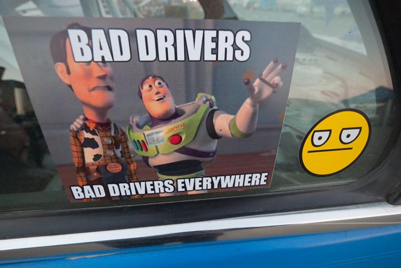 Bad Drivers - EVERYWHERE